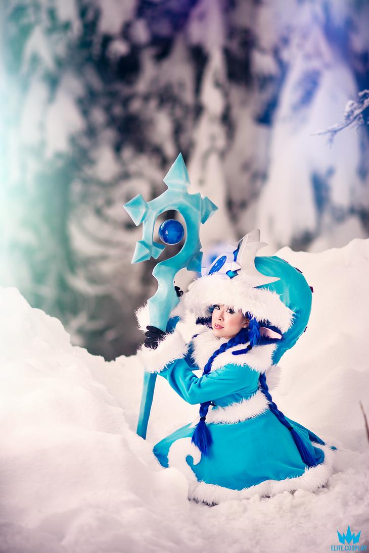 Winter Wonder Lulu (League of Legends)_5 by lillybearbutt
