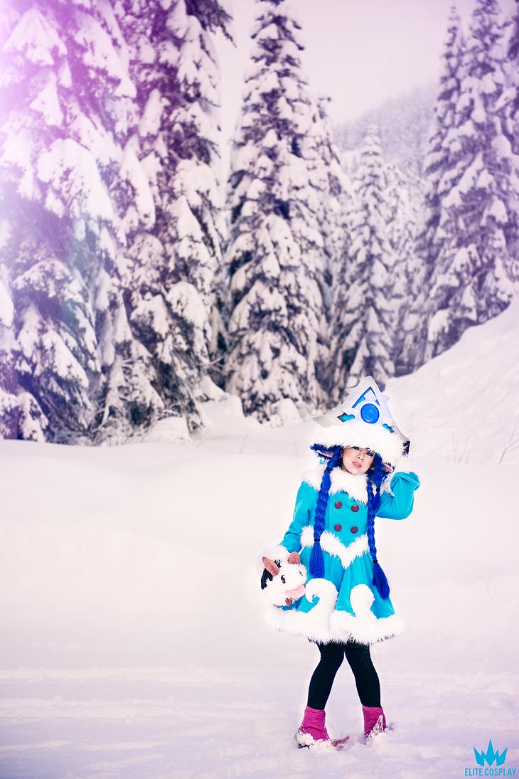 Winter Wonder Lulu (League of Legends)_6 by lillybearbutt
