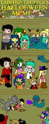 truffle's halloween meme pt 1 by TaintedTruffle