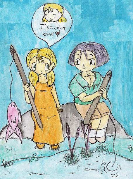 fishing by TaintedTruffle