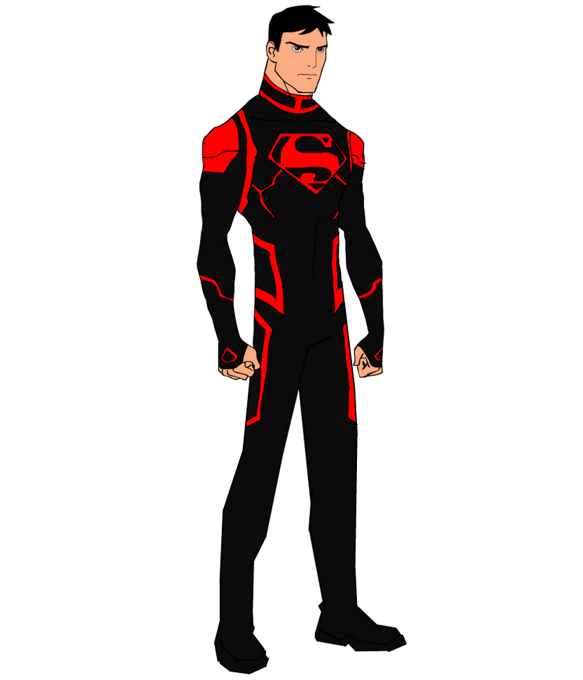 Young Justice:Superboy Reboot by DaJam22 on DeviantArt