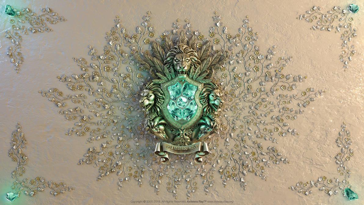 Wallpaper 4K: Axtelera Ray - Qualia #1 by AxteleraRay-Core