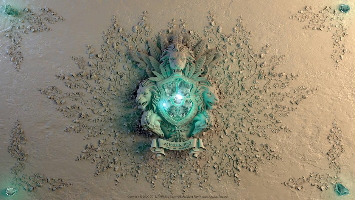 Wallpaper 3K: Axtelera Ray - Qualia #1 Clay by AxteleraRay-Core
