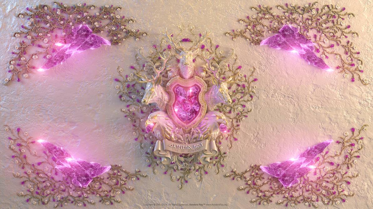 Wallpaper 4K: Axtelera Ray - Qualia #2 by AxteleraRay-Core