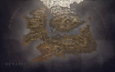 Axtelera Ray official map - Master Version