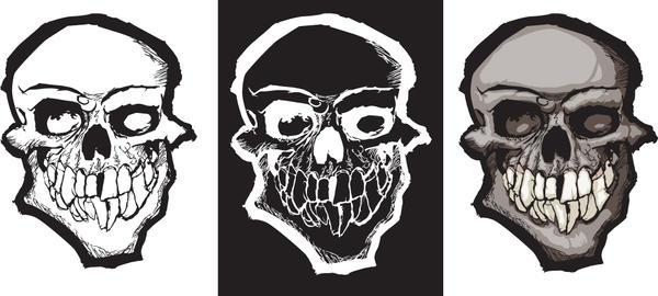 Skulls. by odarbo