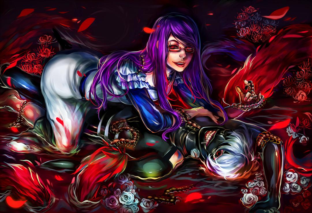Tokyo Ghoul by EvilLilMonk