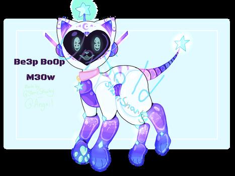 Robo-Kitty [OTA | Closed tyvm!~]