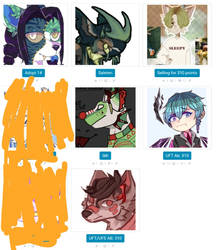 Selling Characters | Open