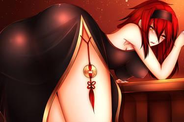 Sexy Yuki by foxykuro