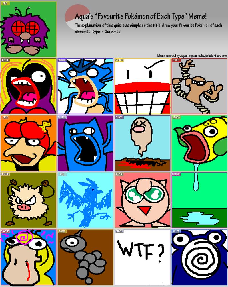 Pokemon Meme....lol, wut? by MolochTDL
