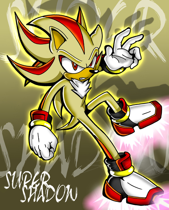 Super Shadow By MolochTDL On DeviantArt