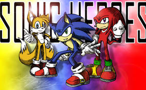 Sonic Heroes by MolochTDL