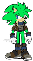 Streaks the Hedgehog