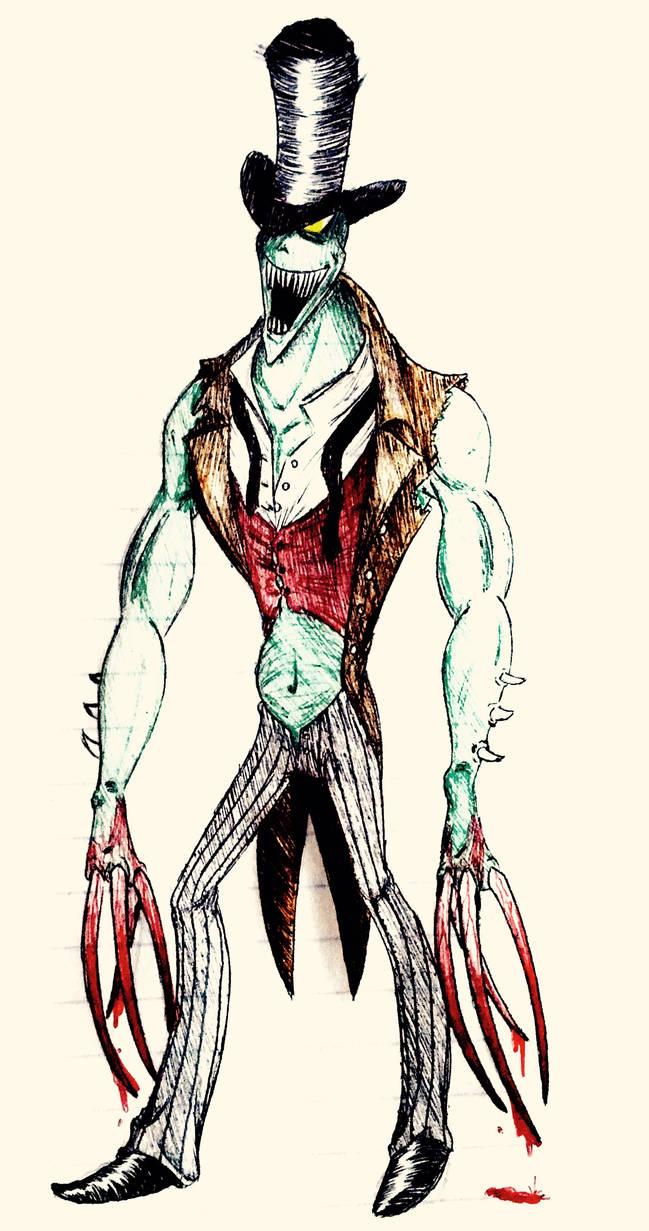 Jack the Ripper by nebelgurlwitch on DeviantArt