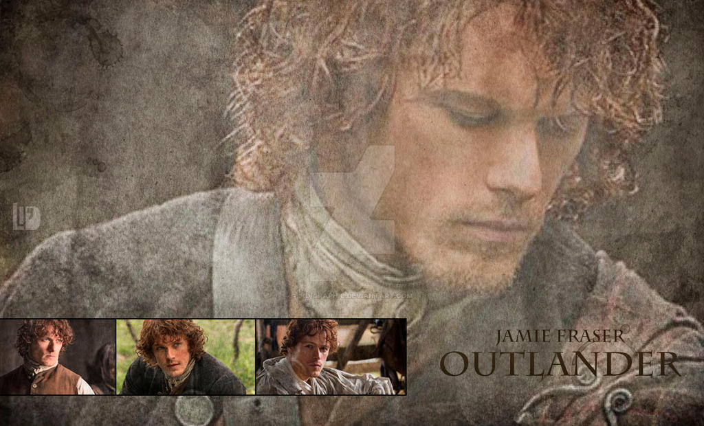 JAMIE FRASER by Lid-graphic