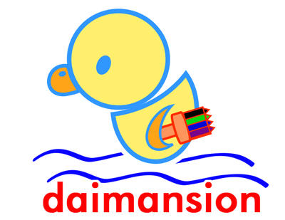 Logo Daimansion by syshack