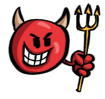 Little Devil by syshack
