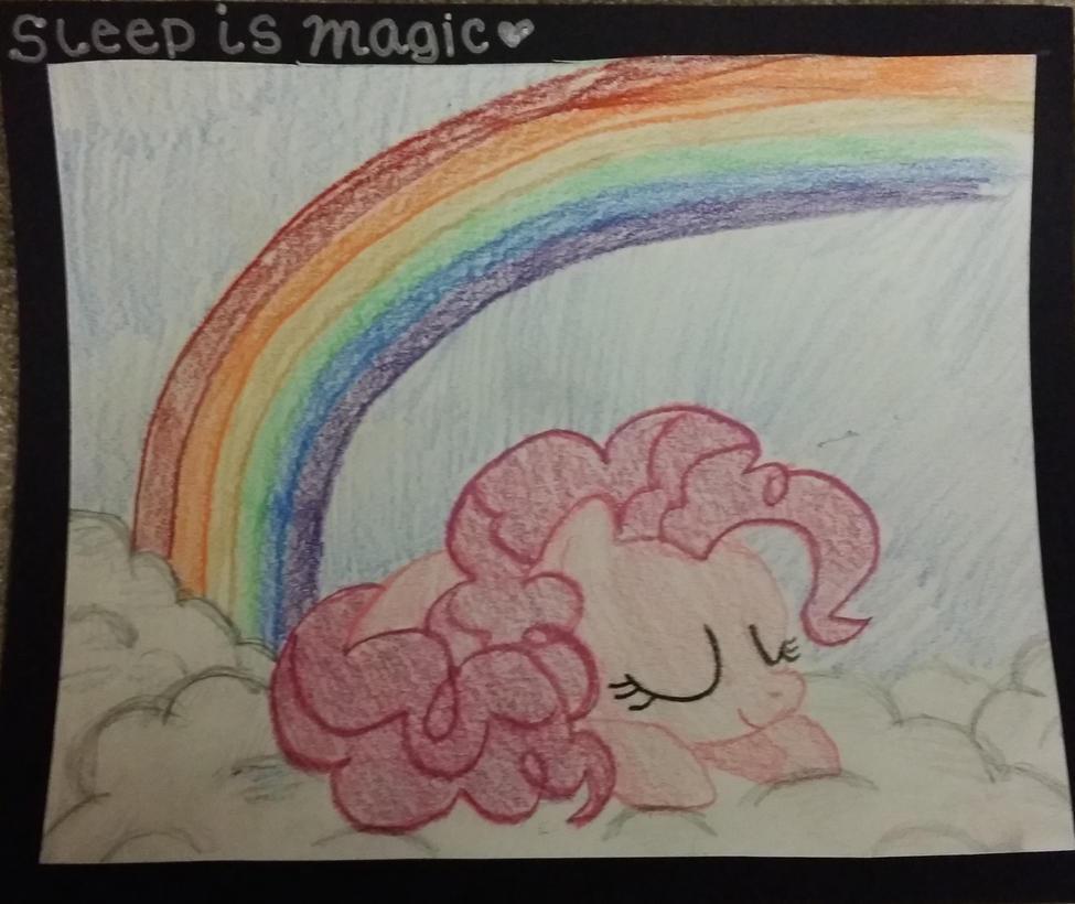 Pinkiesleep by elisazernik
