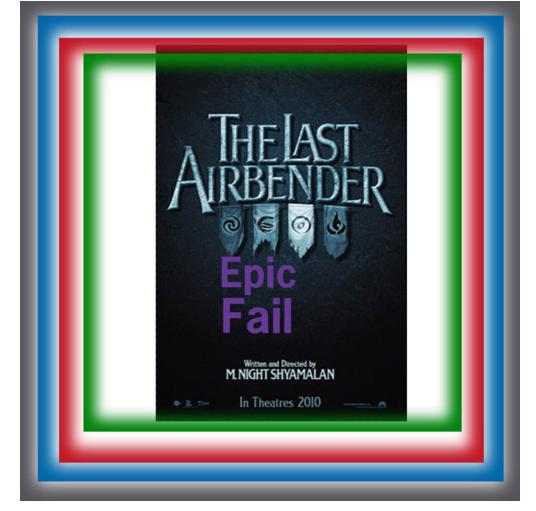 Avatar Last Airbender The Movie