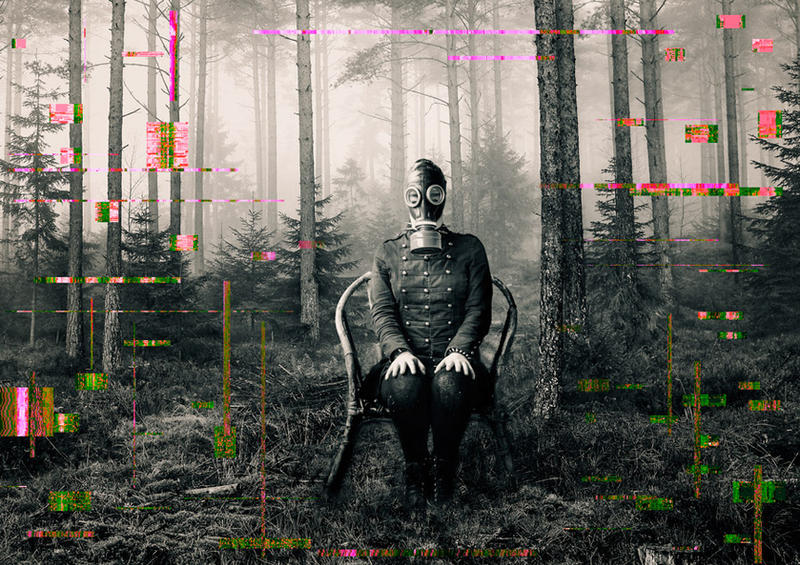 Lost In Echos by LONERRAMI