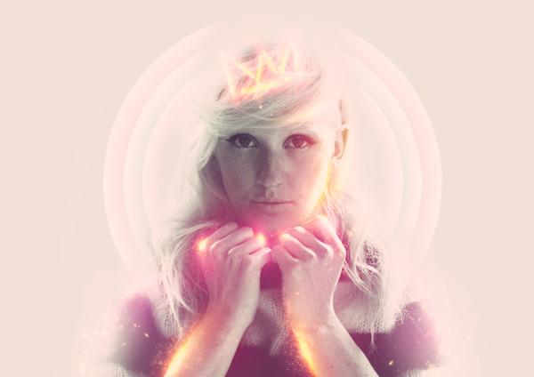 Ellie Goulding by LONERRAMI