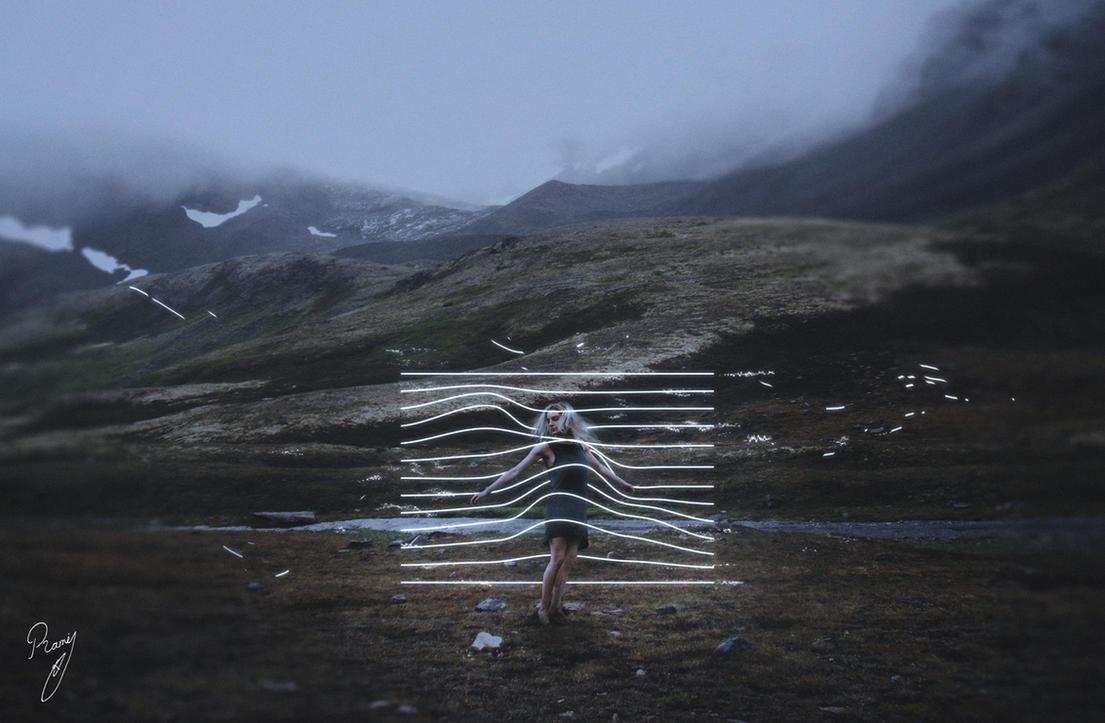 Waves #1 by LONERRAMI