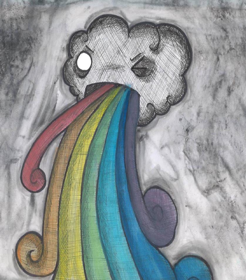 Cloud Puke by Lypten