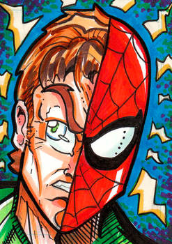 2009 - Charity Sketch Card