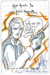 2009 - Sketch Book - Solo