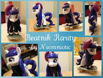 Beatnik Rarity - MLP Custom