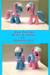Spa Ponies: Aloe and Lotus