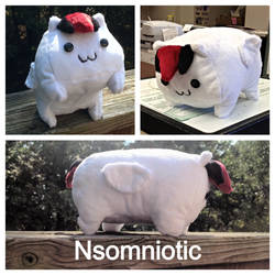 OC Pony Loaf by Nsomniotic