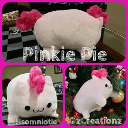 Pinkie Pie Loaf by Nsomniotic