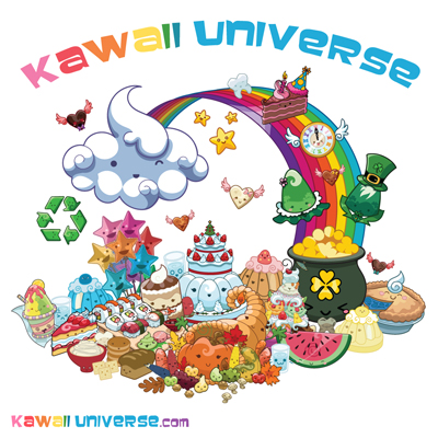 Kawaii Universe ID by KawaiiUniverse