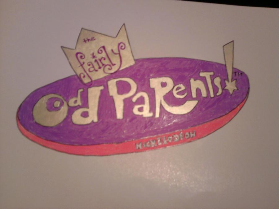 Fairly Oddparents logo