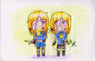 Yandere and Tsundere