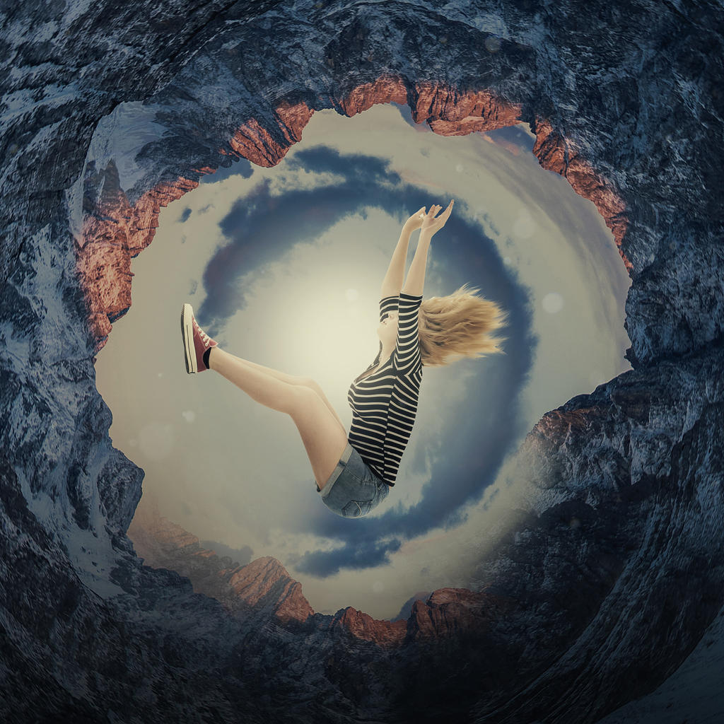 Falling Sensation by MindVisuals