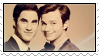 Klaine stamp by White-ruby