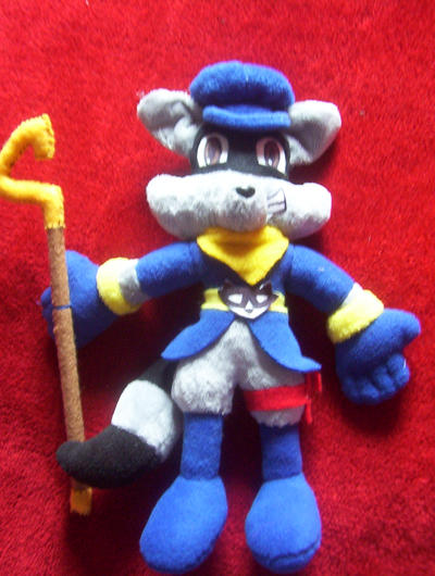 Sly Cooper Stuffed Animal, Sly Cooper Plush 2 By Victim Red On Deviantart