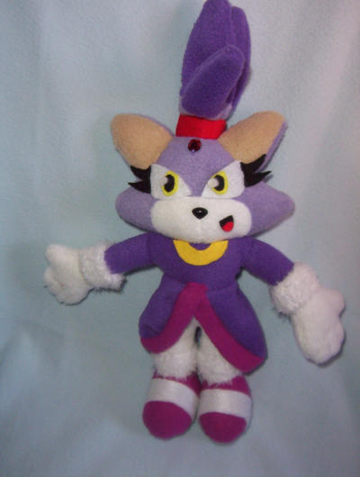 Blaze plush by Victim-RED