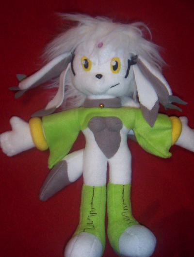 Neige plush by Victim-RED