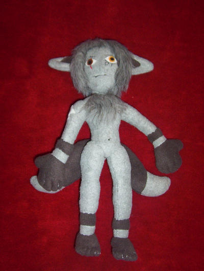 ZEN PLUSH by Victim-RED