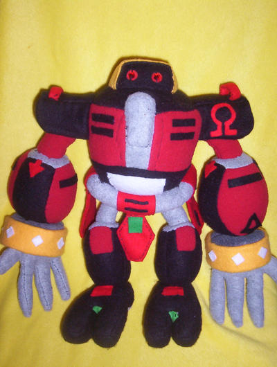 E-123 OMEGA PLUSH by Victim-RED