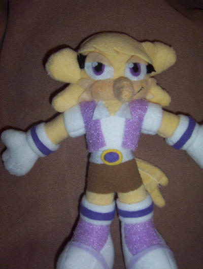 CHICA THE BIRD PLUSH by Victim-RED