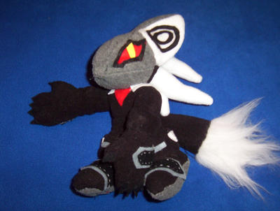 Infinite Plush By Victim Red On Deviantart