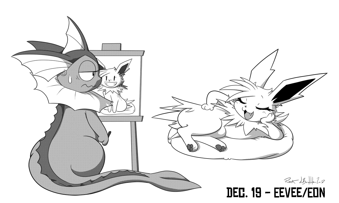 dec 19 eevee eon by p debardelaben on deviantart