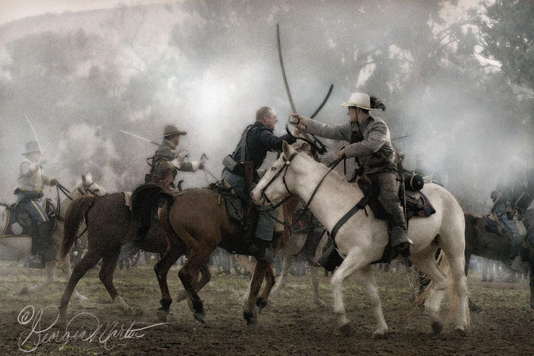 Civil War Reenactment by ForeverCreative