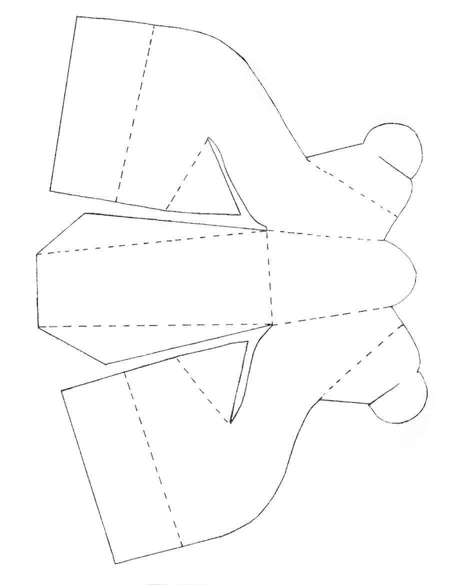 3d paper shoe pattern by forevercreative on deviantart for How to make paper shoes templates