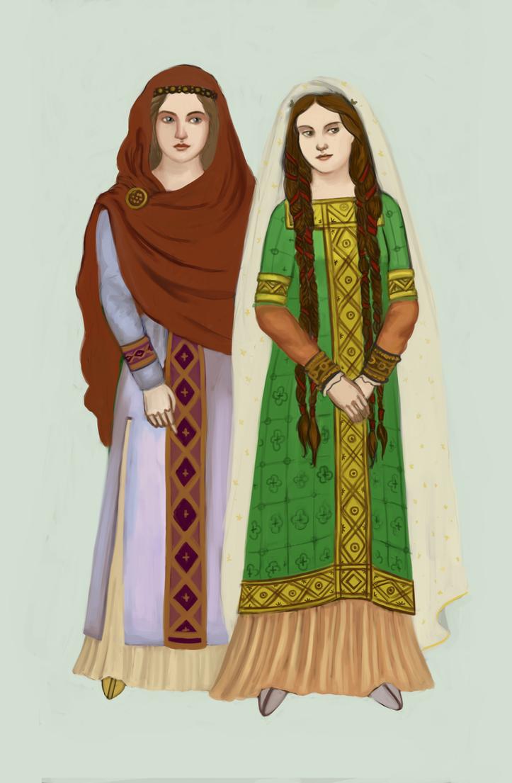 France 754 to 987 (Carolingian dynasty) by Tadarida